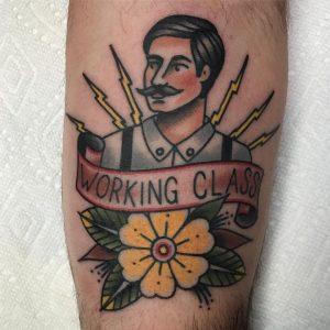 tatuaggi e lavoro