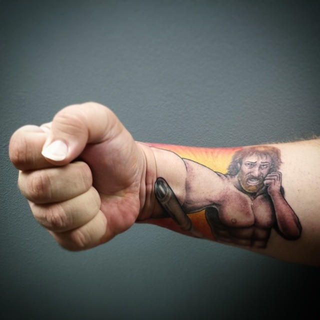 Chuck-Norris-tattoo-by-@kapt_khaos