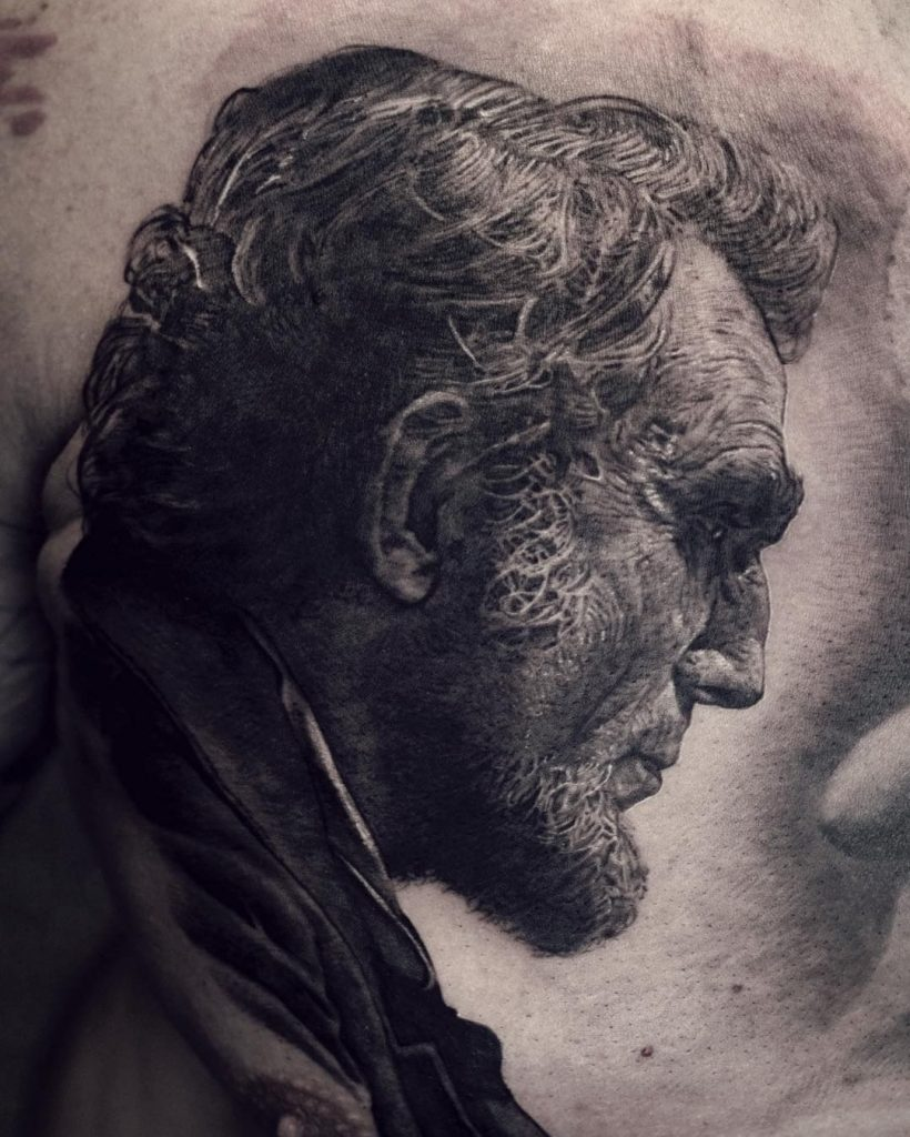 Lincoln-tattoo-by-@stefan_tattoos