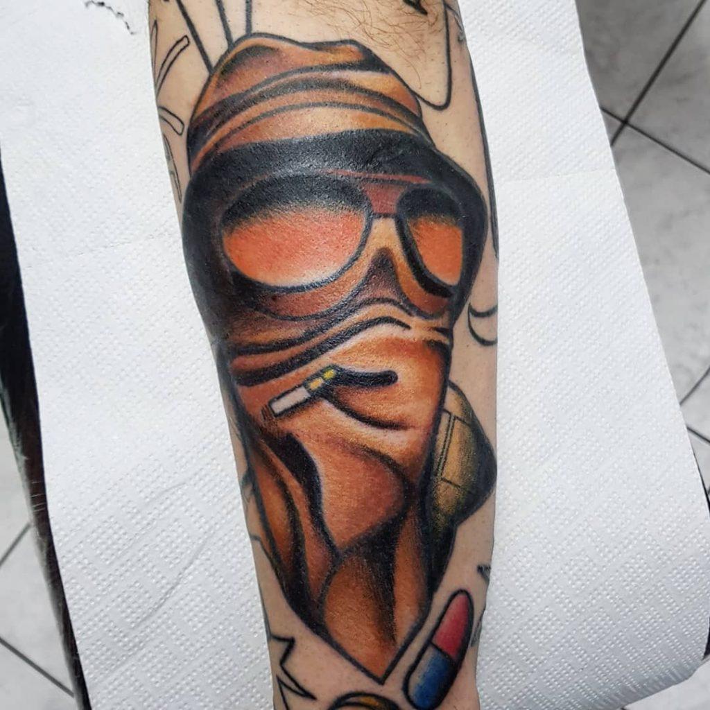 Paura-e-delirio-a-Las-Vegas-tattoo-by-@m.sesini