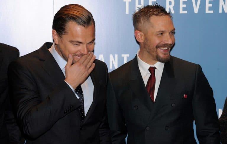 Il nuovo tattoo di Tom Hardy per Leonardo Di Caprio