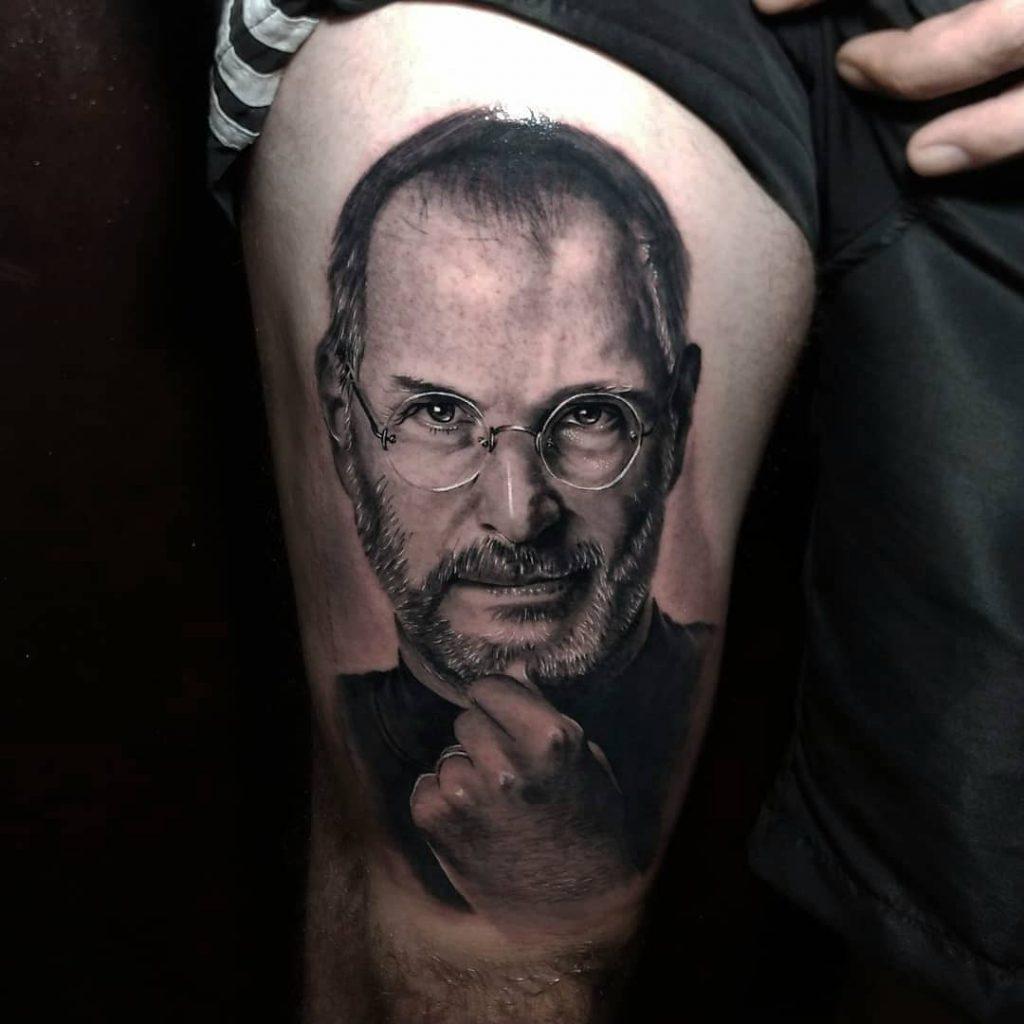 idee-tatuaggi-Steve-Jobs-by-@maikelalantattoo