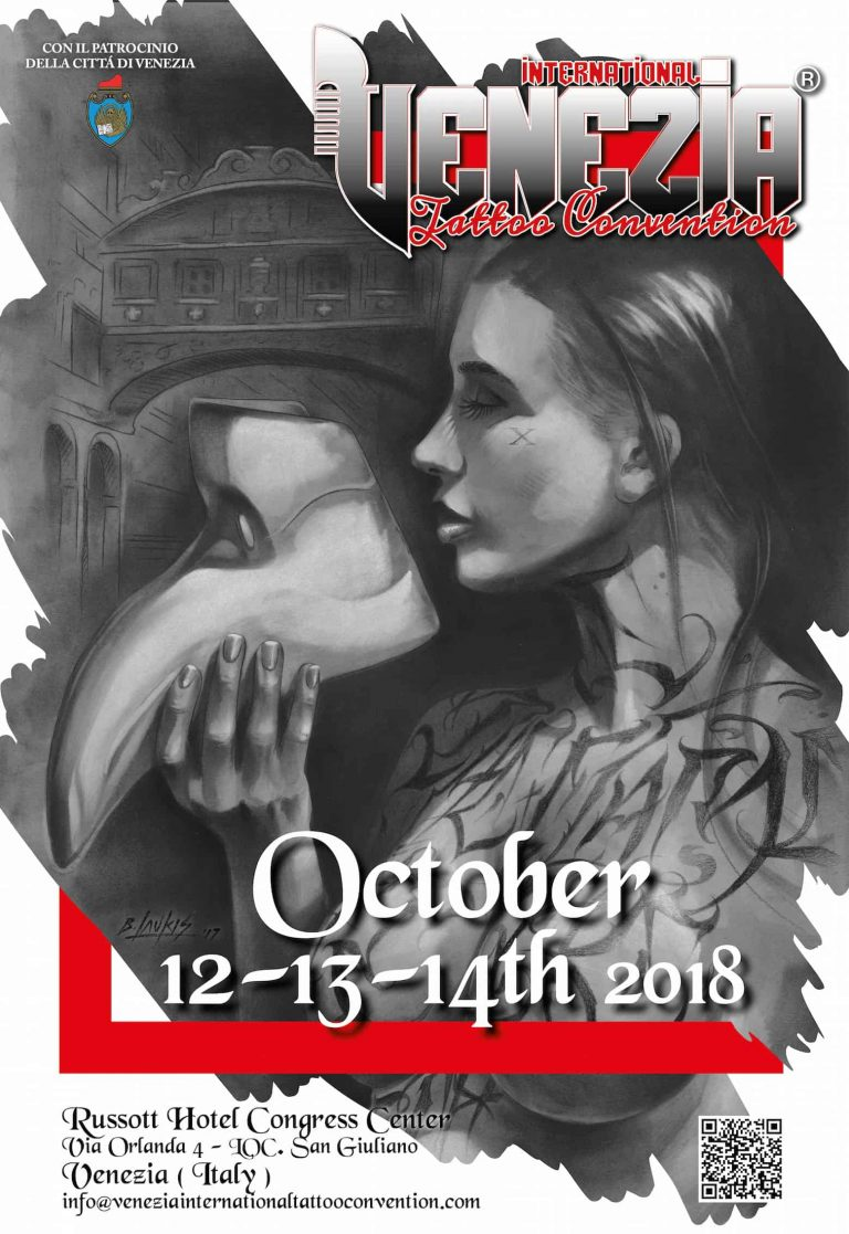 Venezia Tattoo Convention 2018