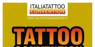 Mantova Tattooo Convention Locandina