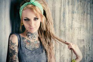 Miss tattoo Ferrara