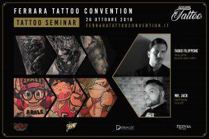Tattoo seminar