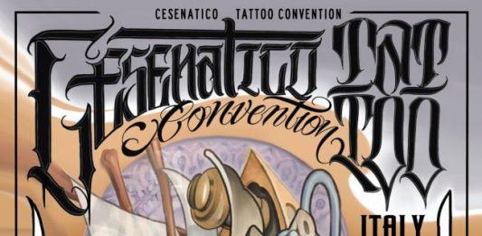 Cesenatico Tattoo Convention 2018 Locandina