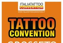 Locandina Grosseto tattoo convention