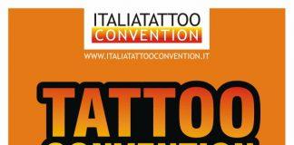 Locandina Grosseto tattoo convention