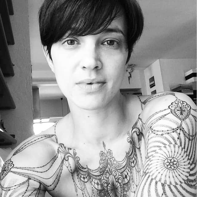 tattoo gioiello photocredit @asiaargento