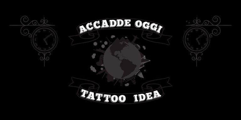 Accade Oggi: idee per tatuaggi ispirati agli eventi del 22/01