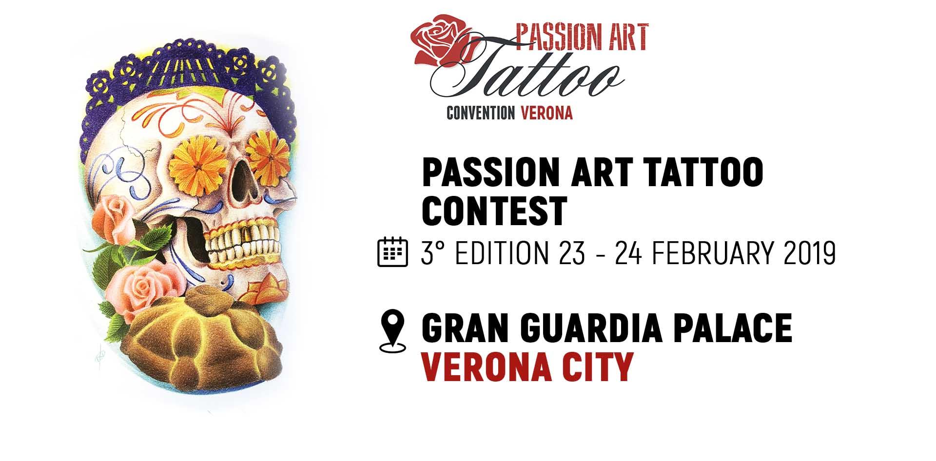 Passion Art Tattoo Contest