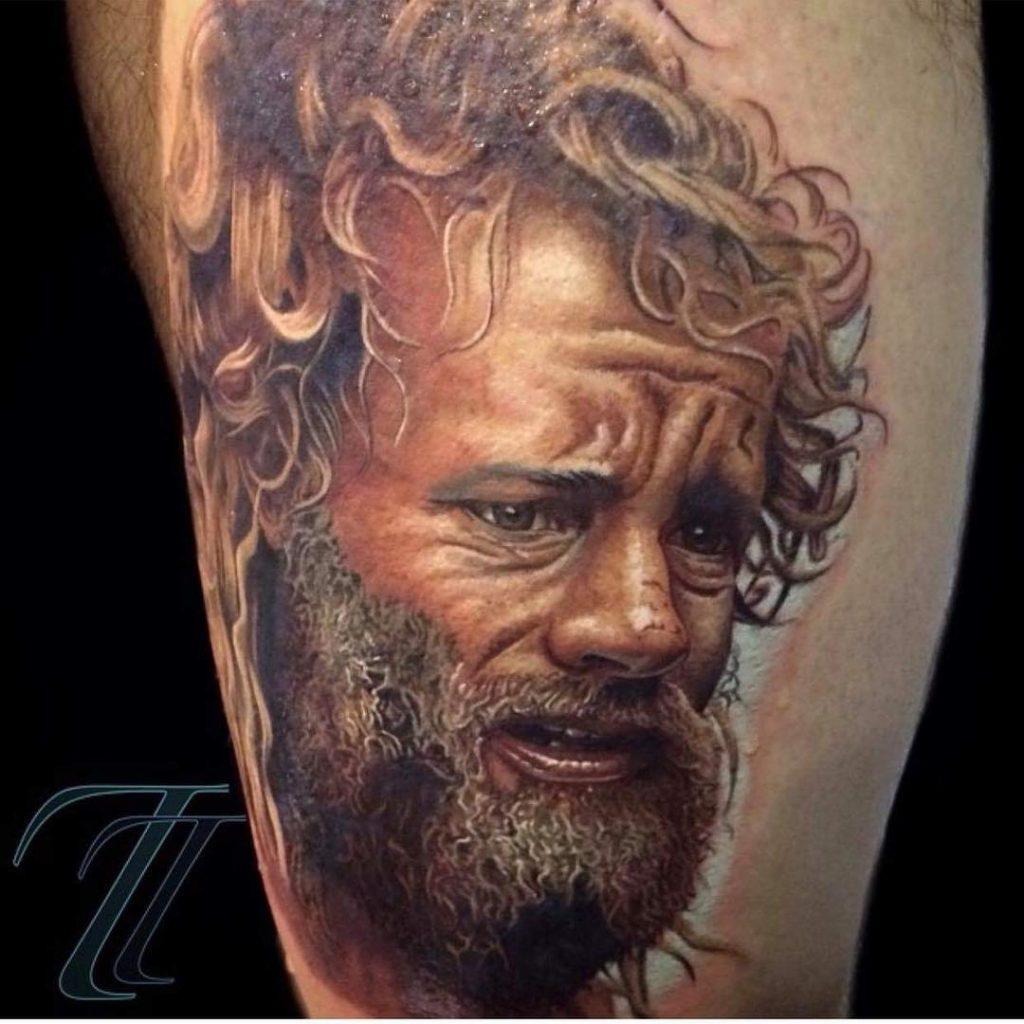 idee-tatuaggi-Cast-Away-by-@tater_tatts