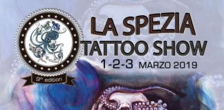 La Spezia Tattoo Show locandina