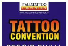 Reggio Emilia Tattoo Convention locandina