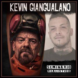 Seminario Realistico Kevin Giangualano